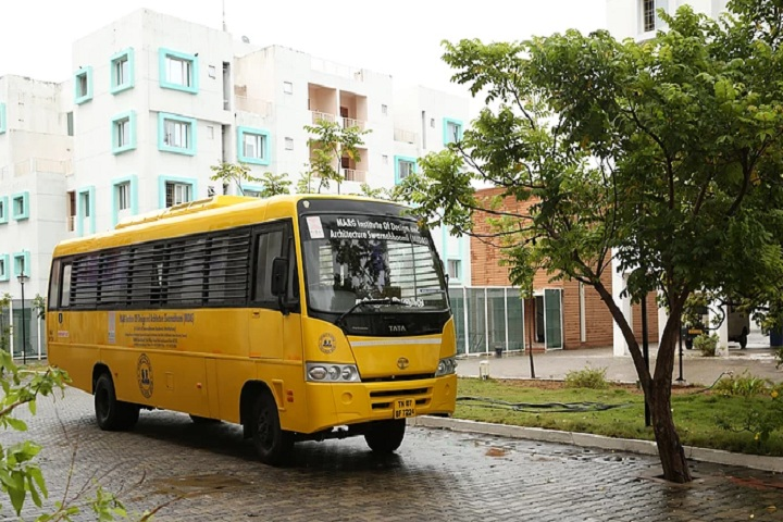 https://cache.careers360.mobi/media/colleges/social-media/media-gallery/13141/2019/3/6/Transport of MARG Institute of Design and Architecture Kanchipuram_Transport.jpg