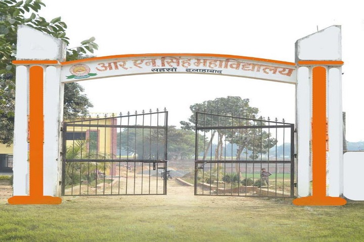 https://cache.careers360.mobi/media/colleges/social-media/media-gallery/13792/2019/2/21/Campus Entrance Gate of RN Singh Mahavidyalaya Allahabad_Campus-View.jpg