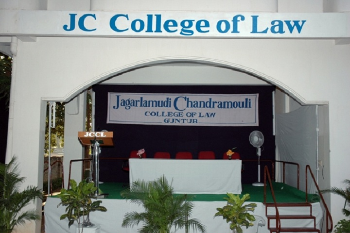 https://cache.careers360.mobi/media/colleges/social-media/media-gallery/1433/2018/12/4/Campus view of  Jagarlamudi Chandramouli College of Law Guntur_Campus-view.JPG