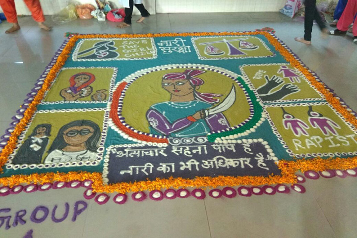 https://cache.careers360.mobi/media/colleges/social-media/media-gallery/23361/2021/3/12/Rangoli of Buddha PG College Kushinagar_Events.png