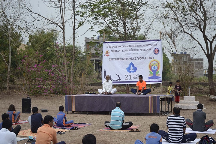 https://cache.careers360.mobi/media/colleges/social-media/media-gallery/23473/2018/11/14/Yoga Classes of Shri Sant Savta Mali Gramin Mahavidyalaya Aurangabad_Others.JPG