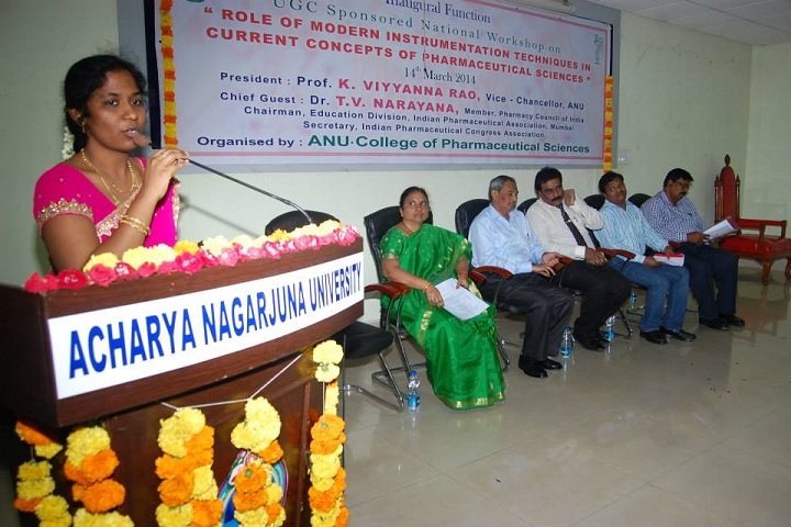 https://cache.careers360.mobi/media/colleges/social-media/media-gallery/25539/2019/10/3/Seminar session of Acharya Nagarjuna University College of Pharmaceutical Sciences Guntur_Others.jpg