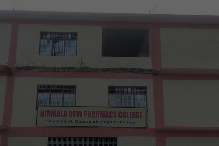 https://cache.careers360.mobi/media/colleges/social-media/media-gallery/26200/2019/10/2/Campus View of Nirmala Devi Pharmacy College Jaunpur_Campus-View.png