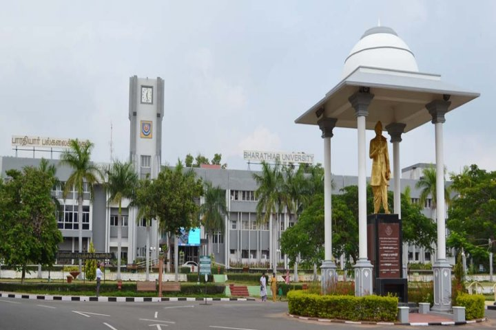 https://cache.careers360.mobi/media/colleges/social-media/media-gallery/589/2018/9/13/Statue in of  Bharathiar University Coimbatore_Campus-View.jpg