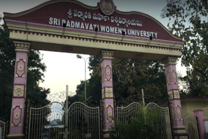 https://cache.careers360.mobi/media/colleges/social-media/media-gallery/628/2018/9/29/Entrance Gate Of Sri Padmavati  Mahila Visvavidyalayam_Campus-View.png