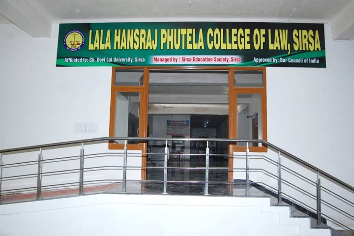 https://cache.careers360.mobi/media/colleges/social-media/media-gallery/9434/2019/4/29/College Building of Lala Hansraj Phutela College of Law Sirsa_Campus-View.jpg