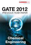 GATE 2012 Chemical Engineering  Previous Year Paper
