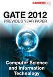 GATE 2012 Computer Science and Information Technology Previous Year Paper