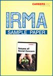 IRMA Sample Paper 2013