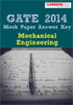 GATE 2014 Mechanical Engineering Sample Paper Answer Key