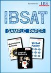 IBSAT Model Paper 2