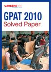 GPAT 2010 Solved Paper