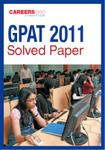 GPAT 2011 Solved Paper