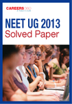 NEET UG 2013 Solved Paper