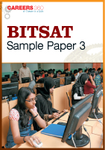 BITSAT Sample Paper 3
