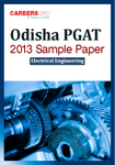 Odisha PGAT 2013 Sample Paper 1 Electrical Engineering