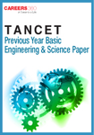 TANCET Previous Year Paper for Basic Engineering and Sciences