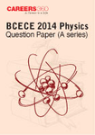 BCECE 2014 Physics Question Paper (A Series)