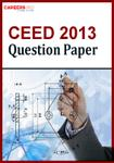CEED Question Paper 2013