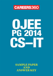 OJEE PG 2014 CS -IT  Sample Paper & Answer Key