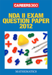NDA II exam question paper 2012- Mathematics