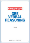 GRE Verbal Reasoning Sample Paper 2014