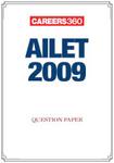 AILET 2009 Sample Paper