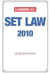 SET Law 2010 Question Paper