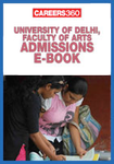 DU Faculty of Arts Admissions E-Book