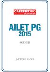 AILET PG Sample Paper