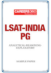 LSAT India PG Analytical Reasoning Solved Sample Papers
