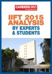 IIFT 2015 Analysis