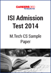 ISI Admission Test 2014 M.Tech CS Sample Paper