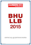 BHU LLB 2015 Sample Papers