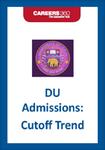 DU Admissions: Cutoff Trend