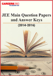 JEE Main Question Papers & Answer keys (2014-2016)