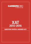 XAT Past Years Question Papers and Answer Keys (2015-2016)