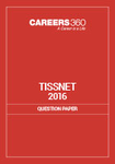 TISSNET 2016 Question Paper
