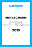 BHU B.Sc. Maths Sample Paper 2015