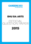 BHU B.A. Arts Sample Paper 2015