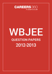 WBJEE Question Papers (2012-2013)
