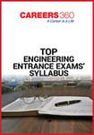 Top Engineering Entrance Exams Syllabus