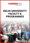 Delhi University Faculty and Programmes