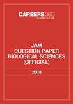 JAM Biological Sciences Sample Paper 2018