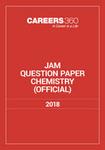 JAM Chemistry Sample Paper 2018