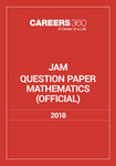 JAM Mathematics Sample Paper 2018