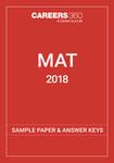 MAT 2018 Sample Paper