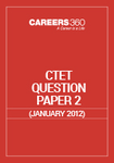 CTET Question Papers 2 (January 2012)