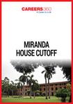 Miranda House Cutoff 2018