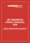 JEE Advanced 2018 Official Question Paper & Answer Key - Paper 2 (English)
